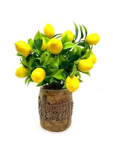 Çiçek Antalya Çiçek Antalya Aksıda Yapay Mini Ağacı 30 Cm Yeşil